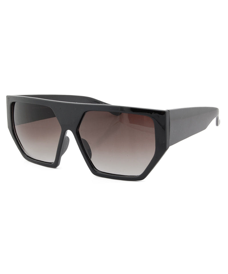 the love black sunglasses