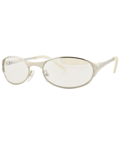 luling white gold sunglasses