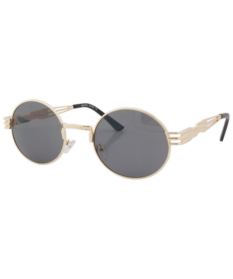 luvah gold sd sunglasses