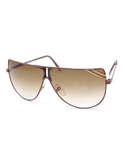 wheeler brown gold sunglasses