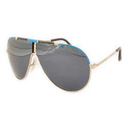 the mark blue sunglasses