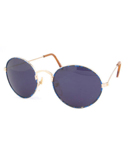 urbana blue sunglasses