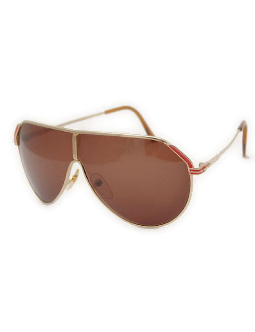 the getaway red sunglasses