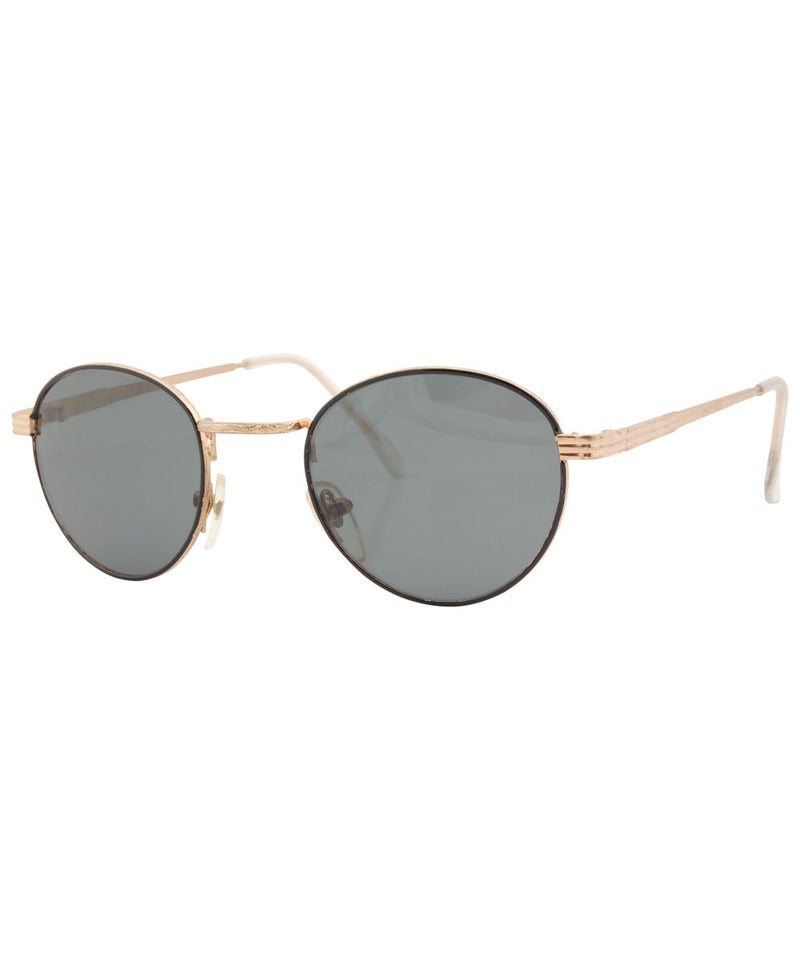 mackenzie gold sunglasses