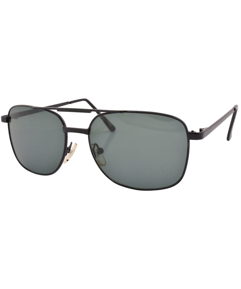 mahoney black sunglasses