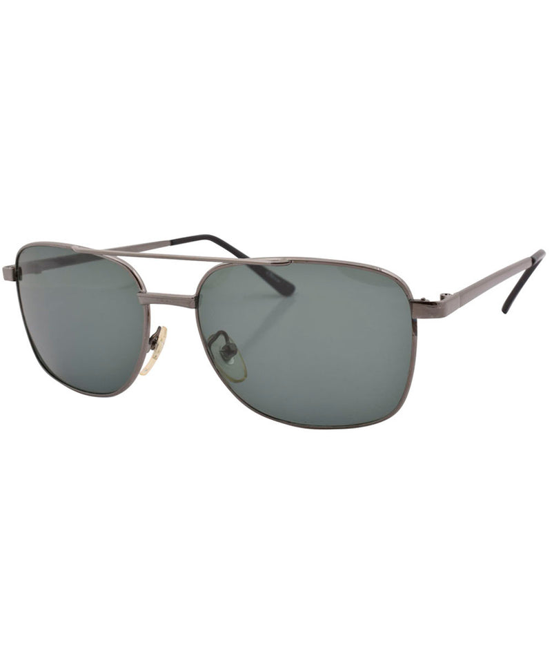 mahoney gunmetal sunglasses