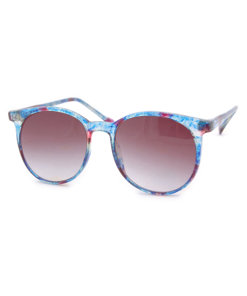 marta blue sunglasses