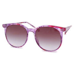 marta purple sunglasses