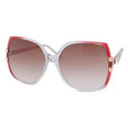 martinique crystal red sunglasses