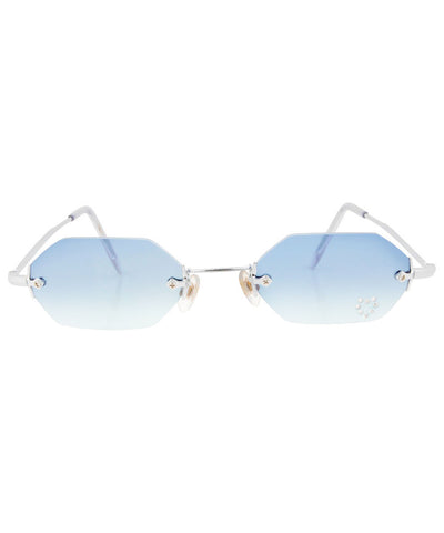 mary kate blue heart sunglasses