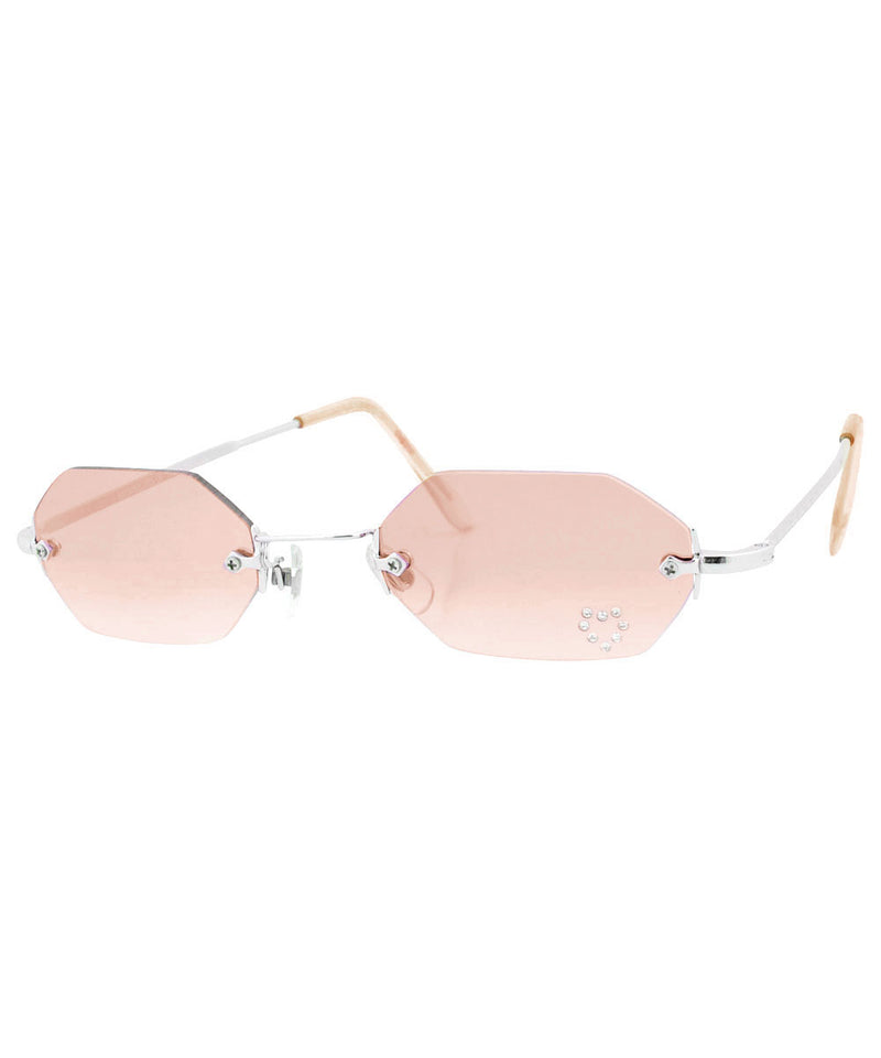mary kate orange sunglasses