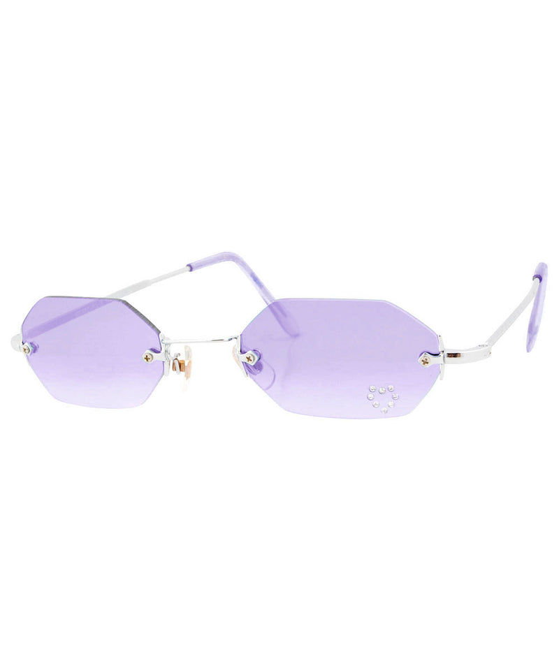 mary kate purple sunglasses
