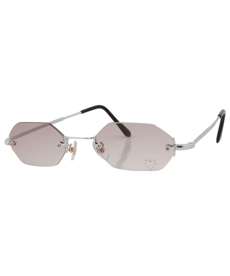 mary kate smoke heart sunglasses