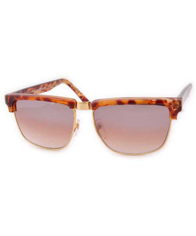 max demi gold sunglasses