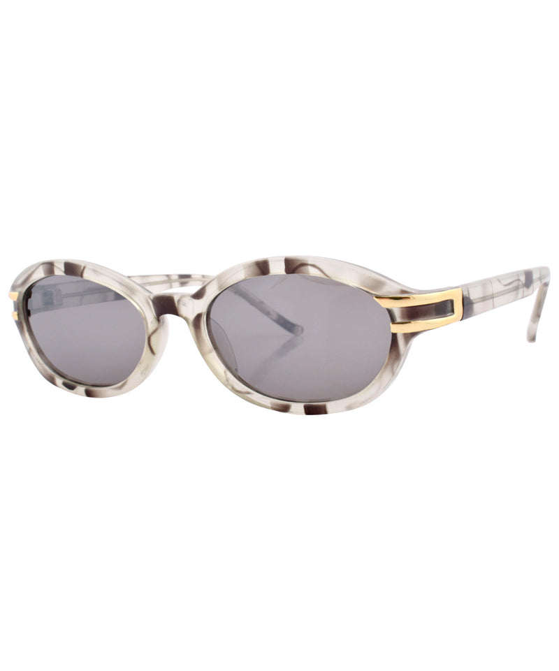 mellie smokefog sunglasses
