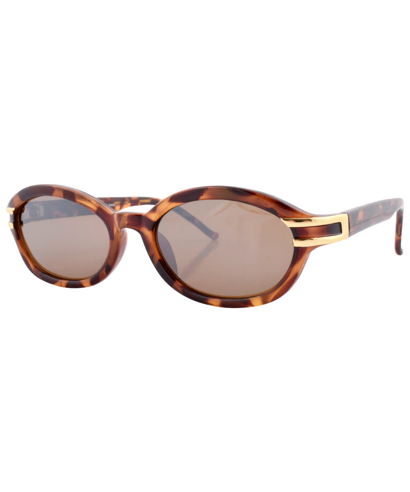 mellie tortoise sunglasses