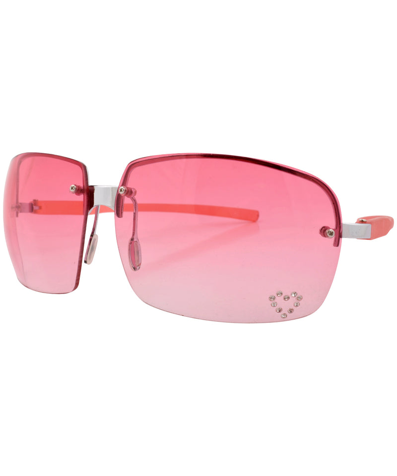 mercy pink sunglasses