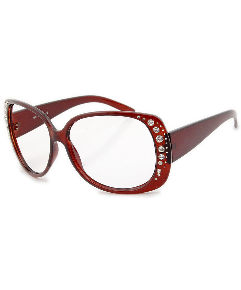 michi brown sunglasses