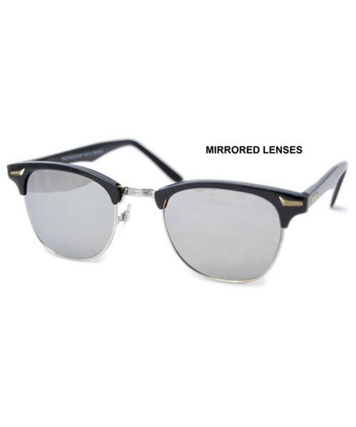 milo gloss black sunglasses