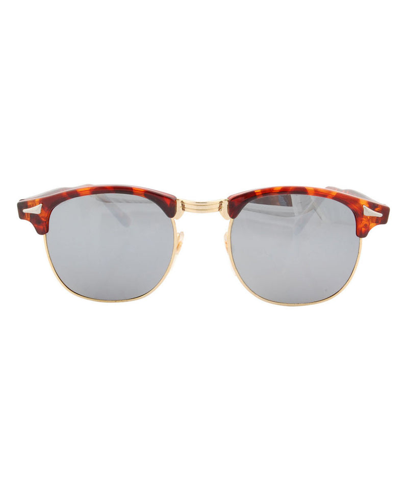 milo tortoise gold sunglasses