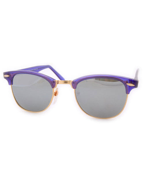 milo purple sunglasses