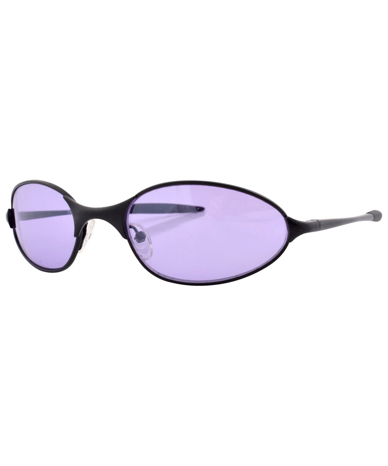 mixed purple black sunglasses