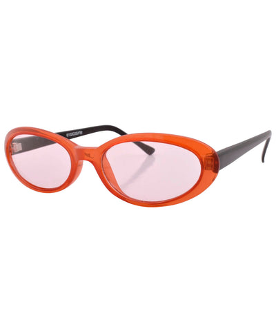 monkey red sunglasses