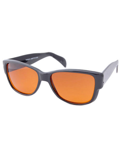 monterey hills black sunglasses
