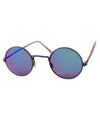 moon black blue sunglasses