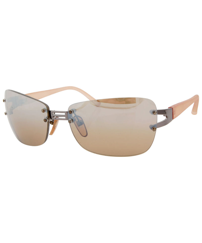 mover brown sunglasses