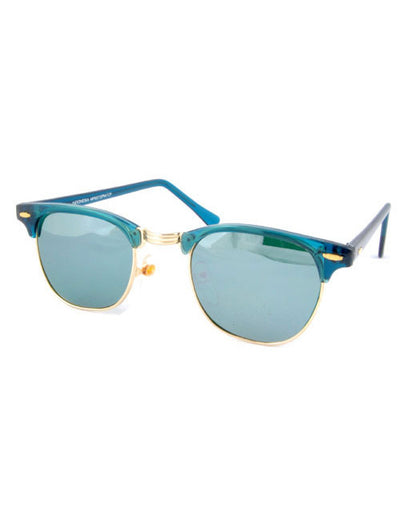 soho green sunglasses