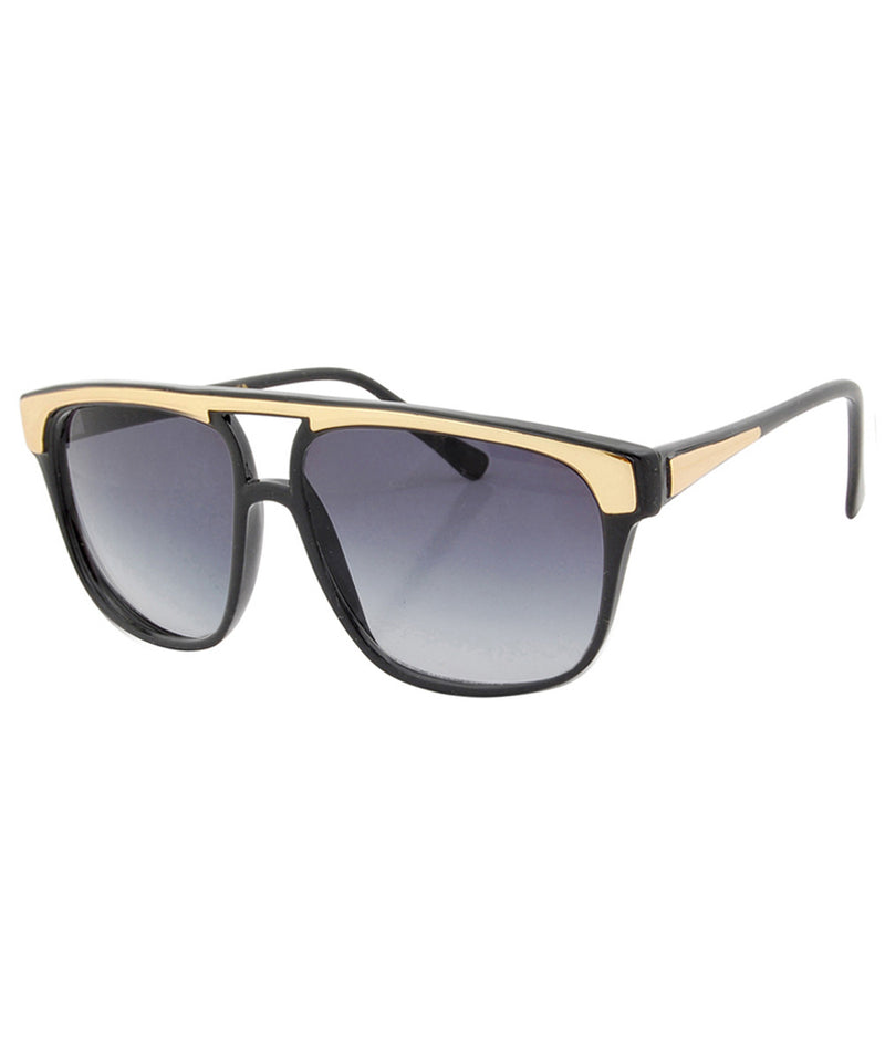 mr dan black sunglasses
