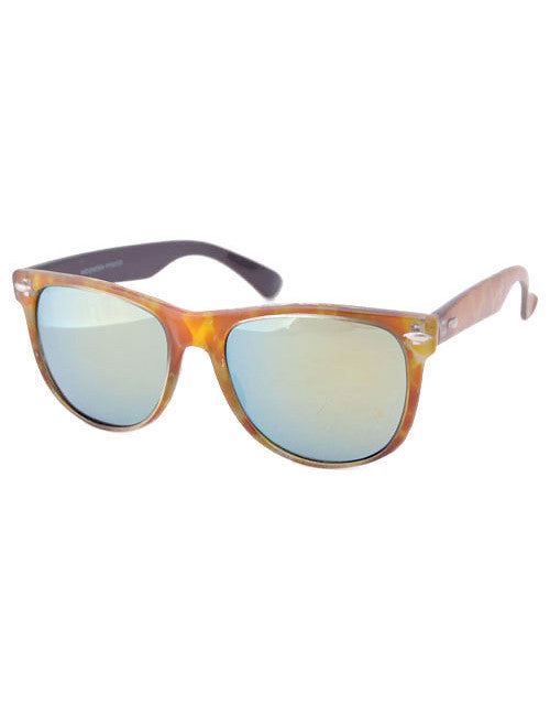 mr wright amber sunglasses