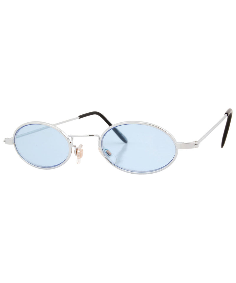 muesli blue sunglasses