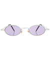 muesli purple sunglasses