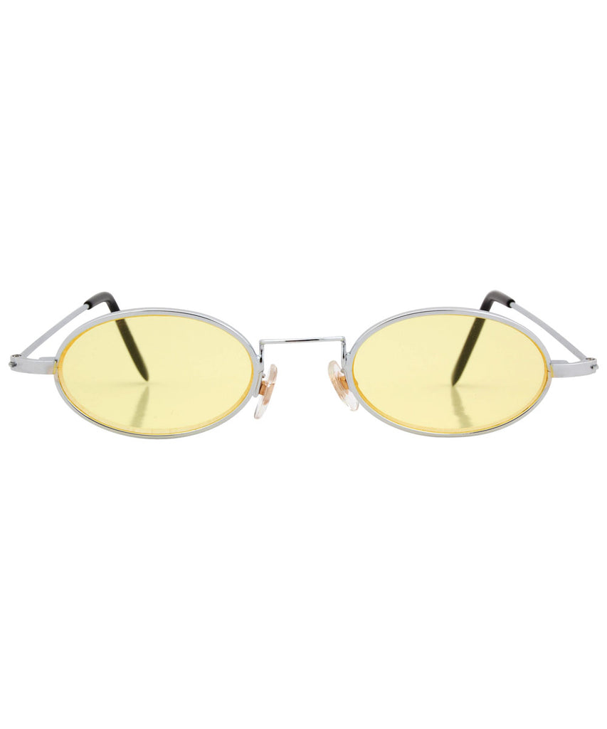 muesli yellow sunglasses