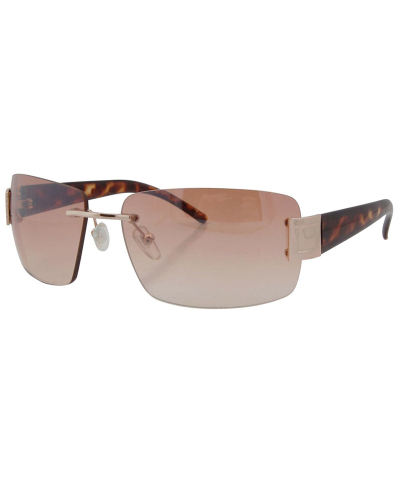 music brown sunglasses