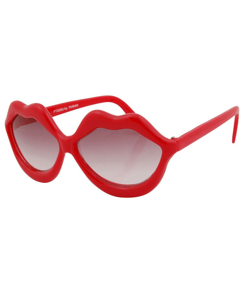 mwah red smoke sunglasses