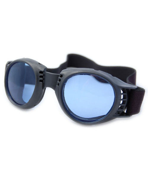 mystery blue sunglasses