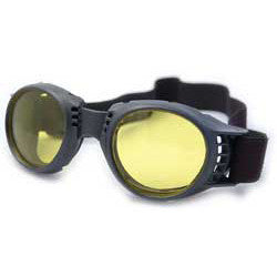mystery yellow sunglasses