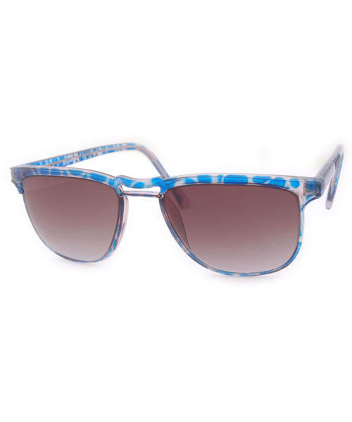 nash blue sunglasses