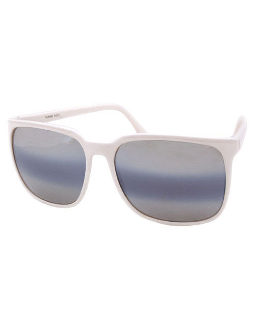 naylight white sunglasses