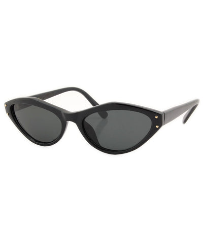 newcastle black sunglasses