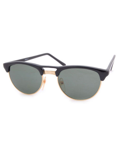 newell black sunglasses