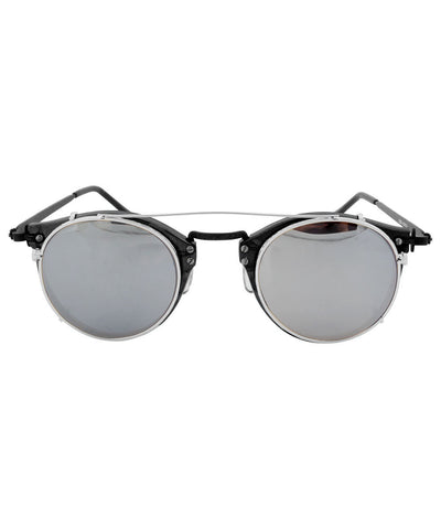 newley black sunglasses