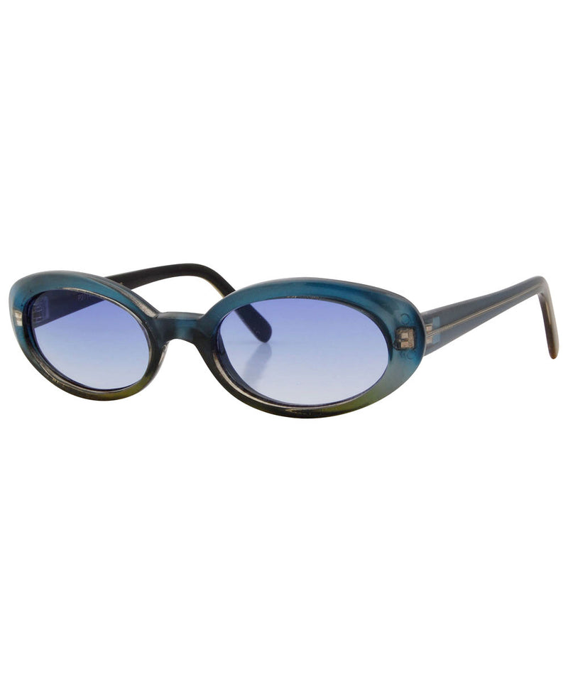 noodles blue sunglasses
