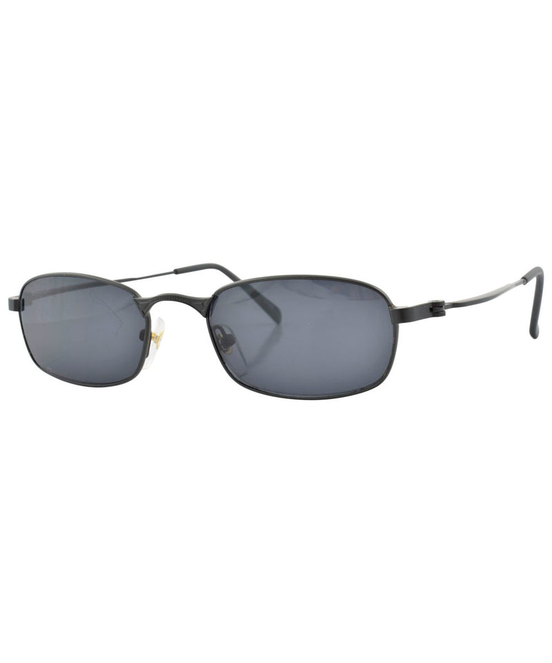 norbert black sunglasses