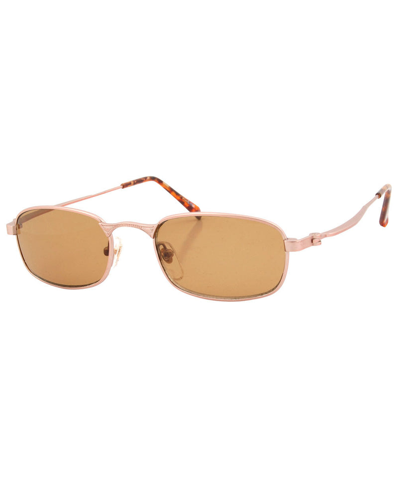 norbert copper sunglasses