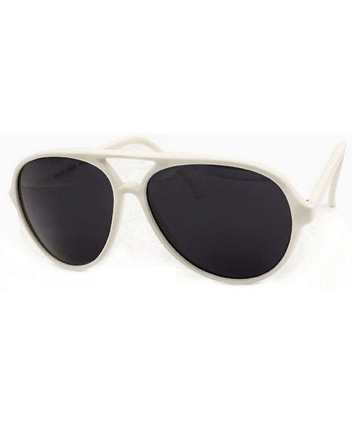 nordic white sunglasses