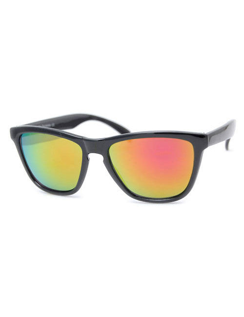 northstar black fire sunglasses